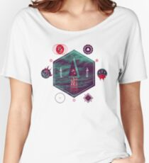 It fell from the stars, It rose from the sea Women's Relaxed Fit T-Shirt