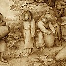 The Nut Keepers by evon ski