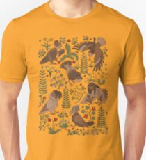 Harpies and flowers T-Shirt