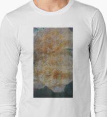 Mosaic Yellow Flowers T-Shirt