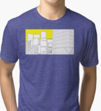 Running Parallel Tri-blend T-Shirt