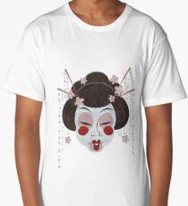 Geisha Long T-Shirt