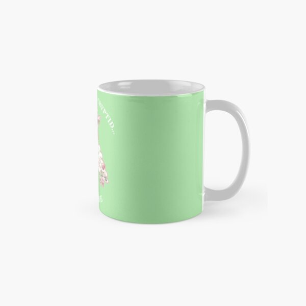 I'm A Cryptid Few Can Observe- Mothman Classic Mug