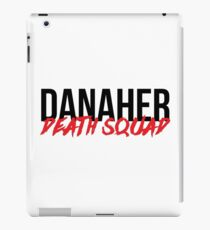 DANAHER DEATH SQUAD iPad Case/Skin