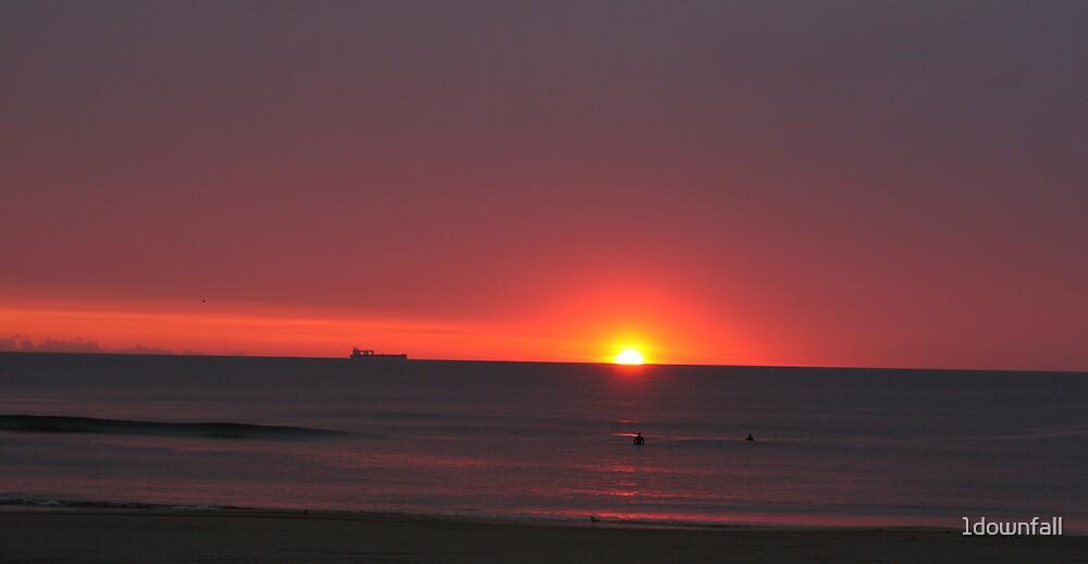 Va sunrise by 1downfall
