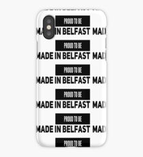Belfast iPhone Case/Skin