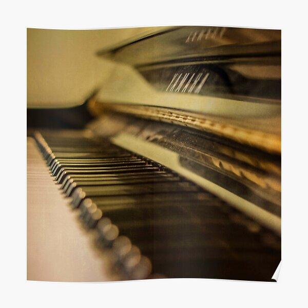 Le piano Poster