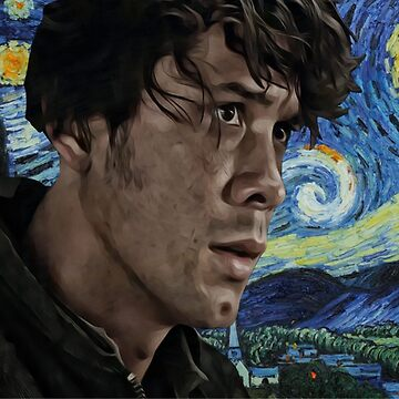 Bellamy Blake - Starry Night (For Charity) by MorleyCharity