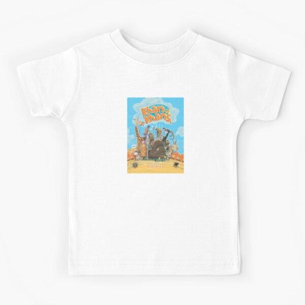 Khan of Khans - Cover Art by Ian O'Toole Kids T-Shirt