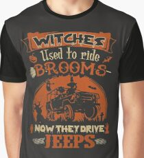 HALLOWEEN WITH MY CAR Graphic T-Shirt