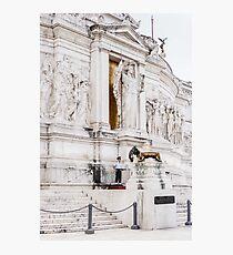 Altare della Patria I, Rome, Italy Photographic Print