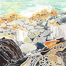 Kelp and Tafoni by Carrie Alyson