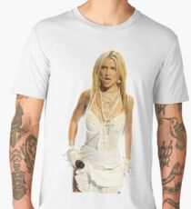 BRITNEY WEDDING Men's Premium T-Shirt