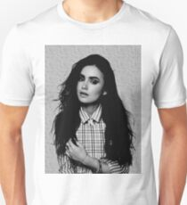 Lily Collins T-Shirt