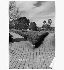 Wollongong Botanic Gardens Poster