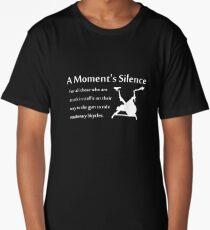 A Moment's Silence Long T-Shirt