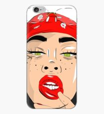 G A N G - Red  iPhone Case