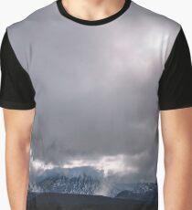 Mount Ruapehu II, New Zealand Graphic T-Shirt