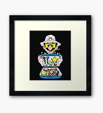 Koopa Country Framed Print