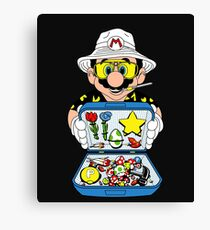 Koopa Country Canvas Print