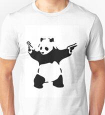 Gun panda T-Shirt