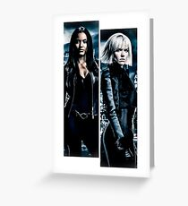 Babs & Tabs S4 Greeting Card