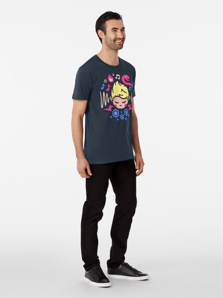 Alternate view of PSI Power 2 Premium T-Shirt