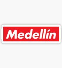 Medellín Supreme Sticker