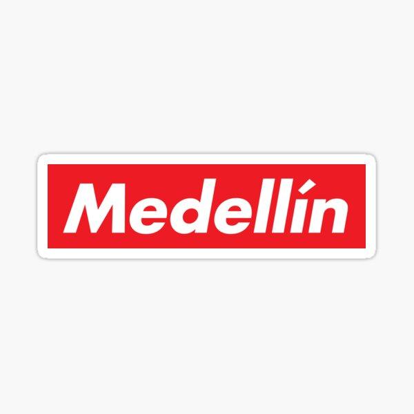 Suprema de Medellín Pegatina