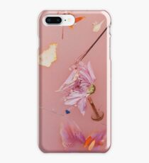 Harry's flowers iPhone 8 Plus Case