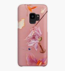 Harry's flowers Case/Skin for Samsung Galaxy