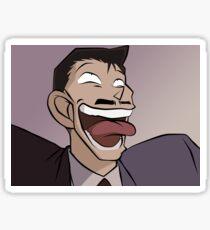 Detective Moore Sticker