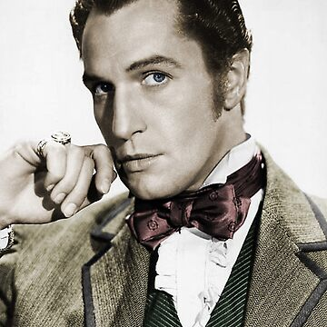 Young Vincent Price by princessbunhead