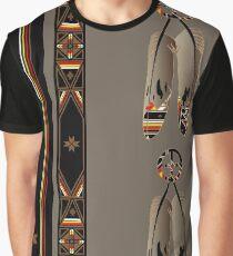 Lakota Design Graphic T-Shirt