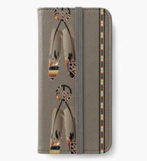 Lakota Design iPhone Wallet/Case/Skin