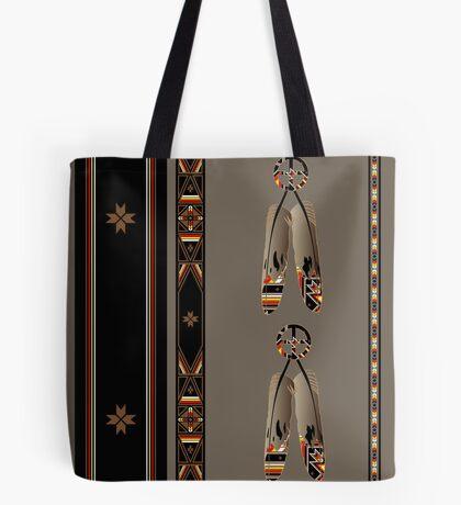 Lakota Design Tote Bag