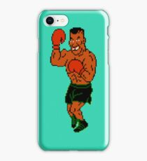 Mike Tyson - Punch-Out  iPhone Case/Skin