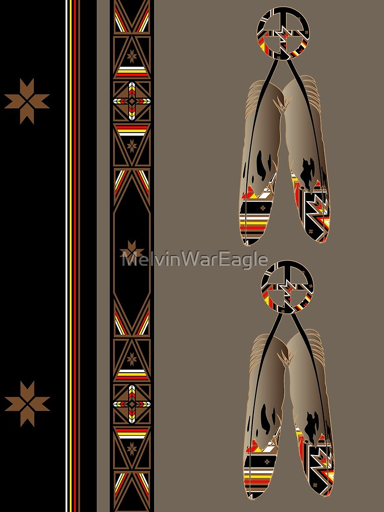 Lakota Design by MelvinWarEagle