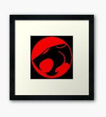 thundercats Framed Print