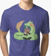 Genji and his Dragon Tri-blend T-Shirt