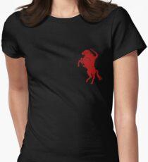 Fus Ro Dah Camiseta entallada para mujer
