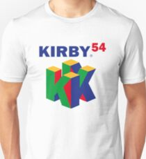 Logo Kirby-54 T-Shirt