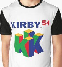 Logo Kirby-54 Graphic T-Shirt
