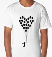 Balloons of love Long T-Shirt