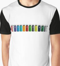 hydro flasks Graphic T-Shirt