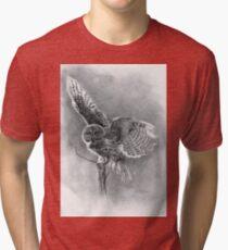 Great Grey Tri-blend T-Shirt