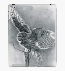 Great Grey iPad Case/Skin