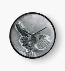 Great Grey Clock