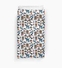 Animals in the wild Duvet Cover