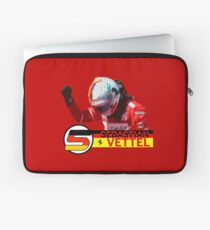 Sebastian Vettel #2017 Laptop Sleeve